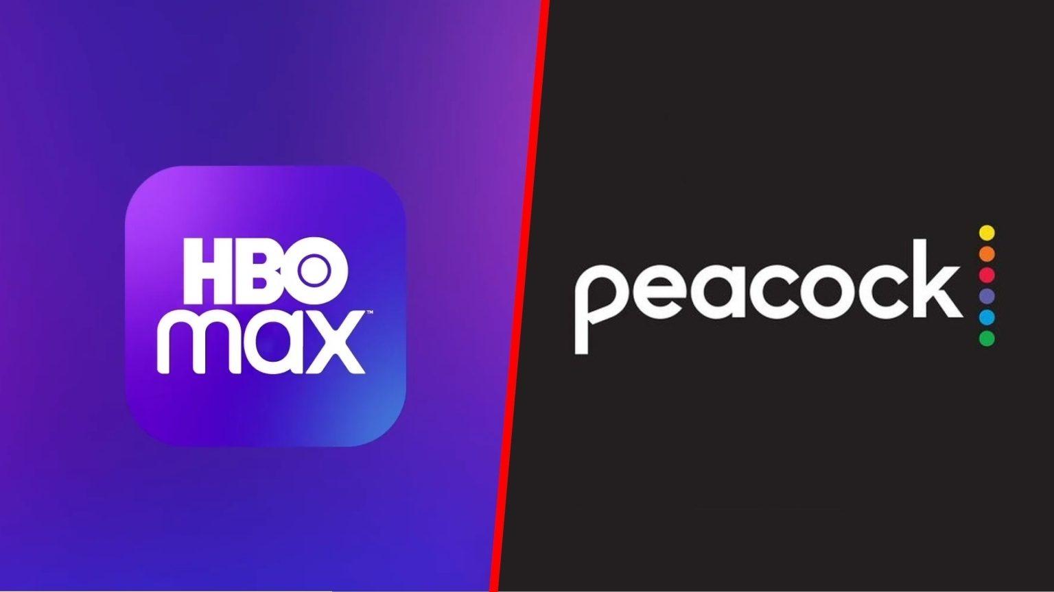 HBO vs Peacock