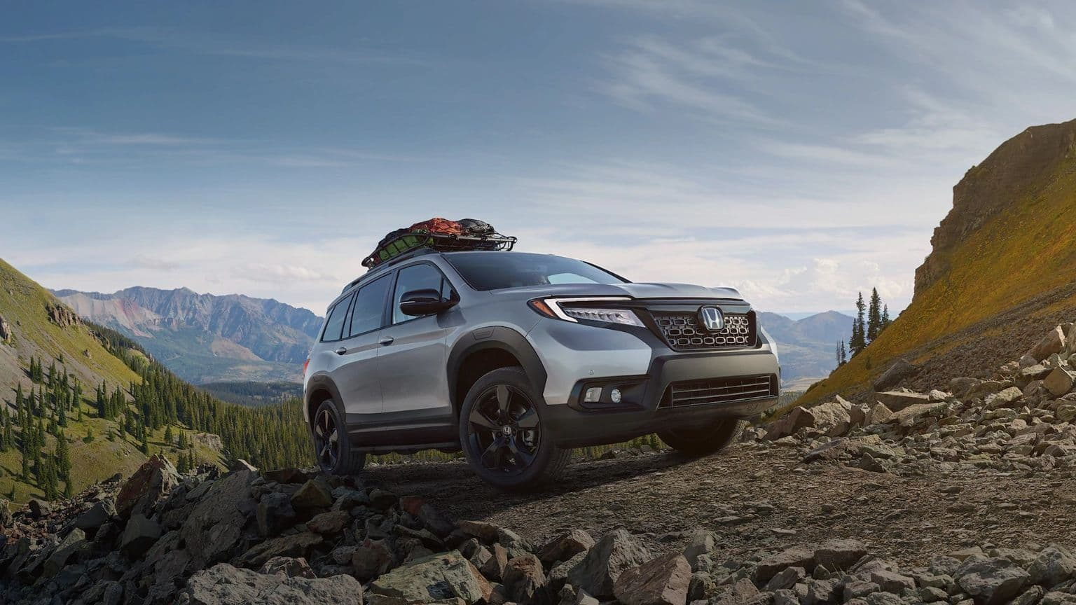 Honda Passport 2020