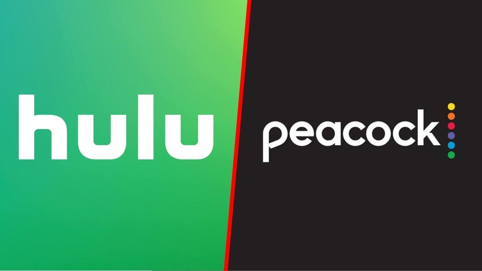 Hulu vs Peacock