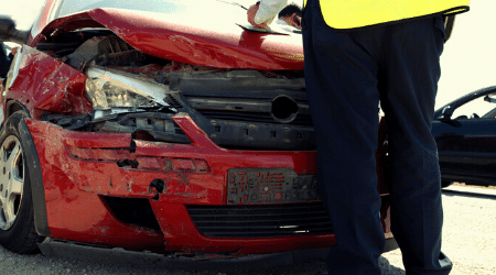 Does car insurance cover PTSD after a car accident?