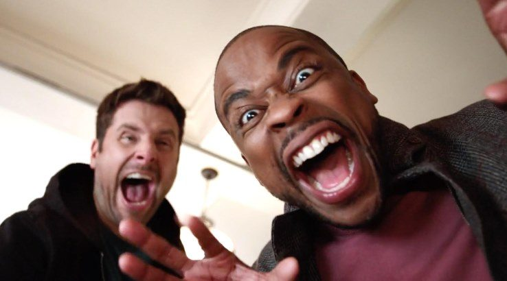 Where to watch Psych 2: Lassie Come Home online