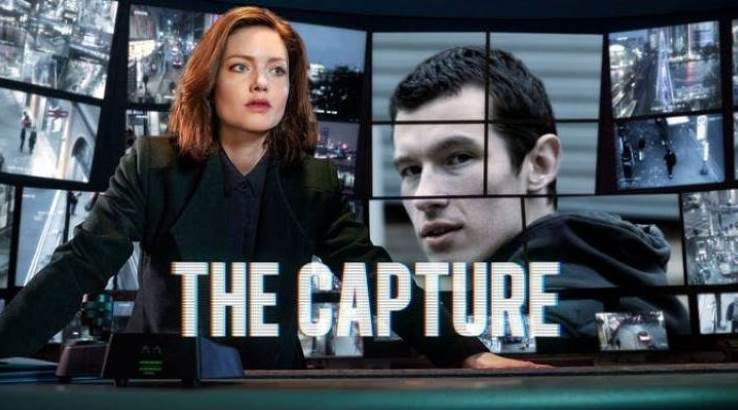 Where to watch The Capture online