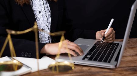 Online Legal Services Finder