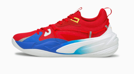 Old-school Nintendo fans will want to get a look at Puma's latest launch