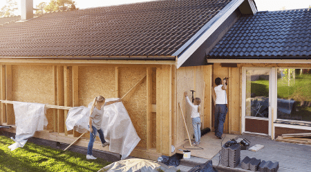Home improvements that lower homeowners insurance