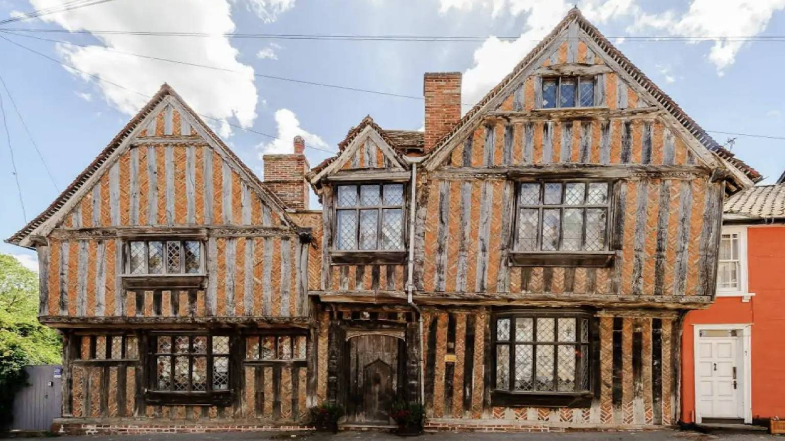 Harry Potter's house available on Airbnb.