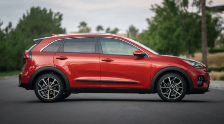 Kia Niro insurance rates