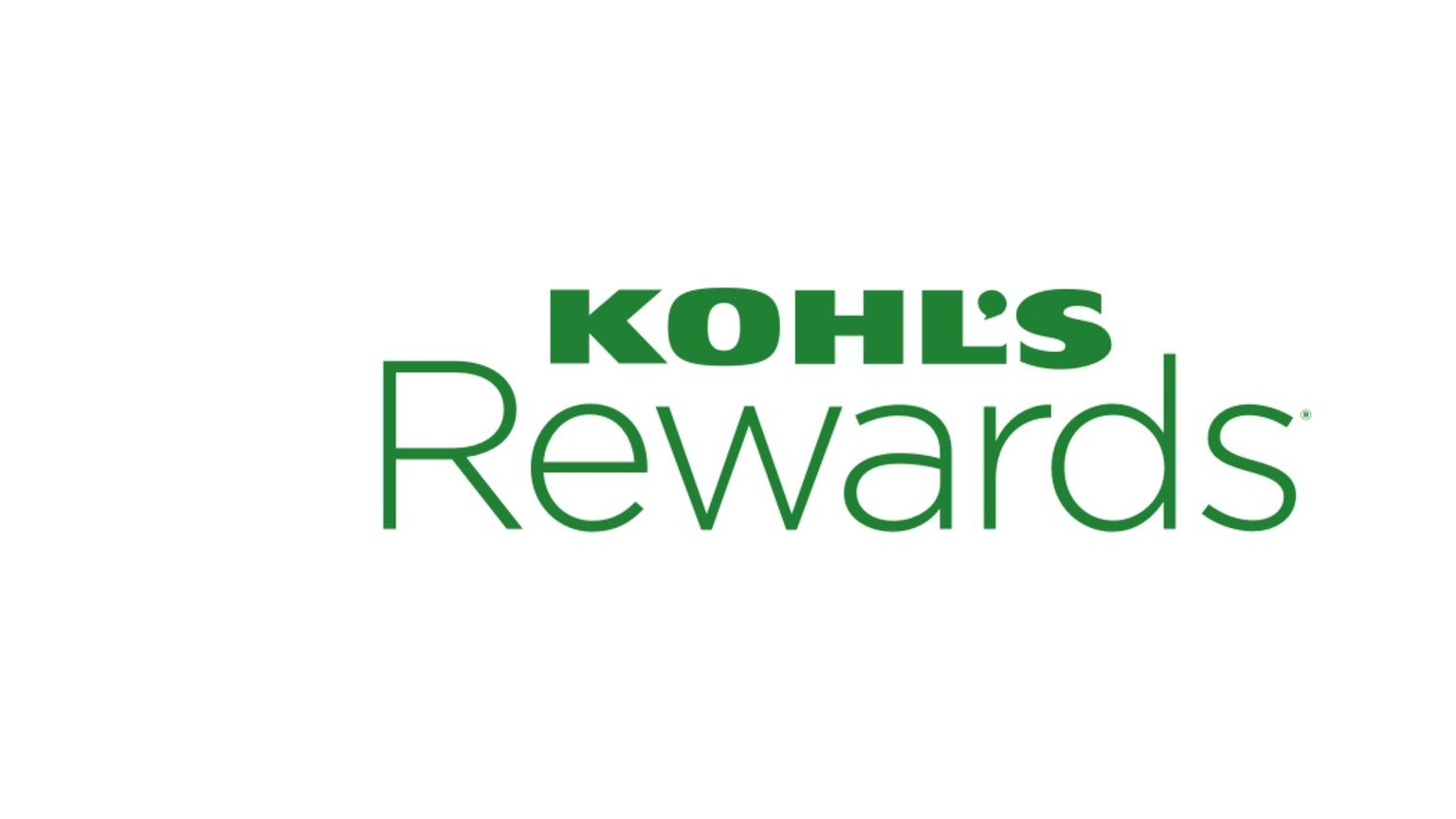 Kohls Rewards