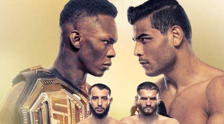 How to watch UFC 253 Adesanya vs. Costa live in the US