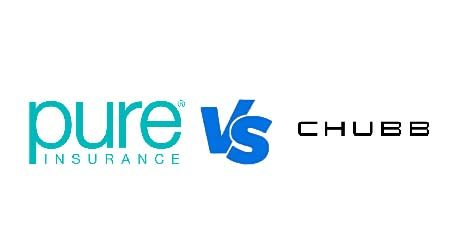 Compare Pure vs Chubb car insurance