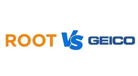 Compare Root vs Geico car insurance