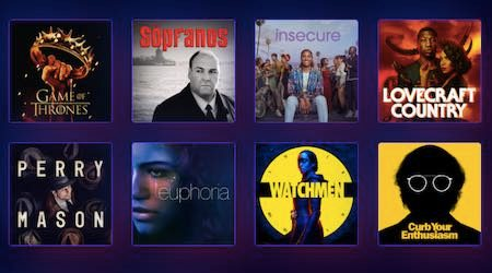 Full list of HBO Max TV shows