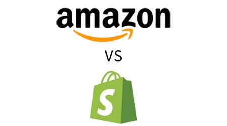Shopify vs. Amazon