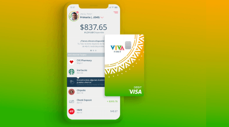 VivaFirstDebitCardWithApp_Supplied_450x250