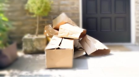 Porch pirates statistics
