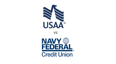 Navy Federal Credit Union vs. USAA mortgages