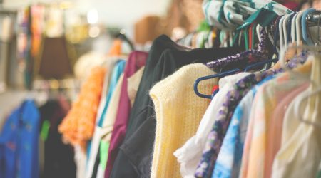 Clothes shopping on a budget-tips for 2021