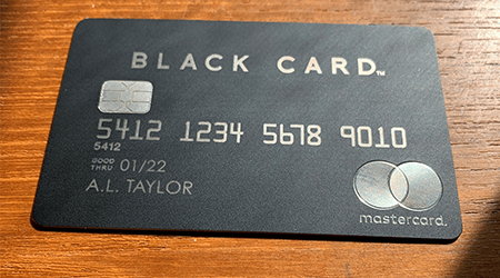 Luxury Card Mastercard® Black Card™ Unboxing: The new Luxury Card