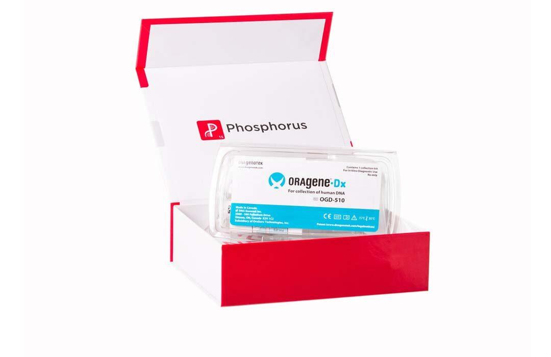 Phosphorus COVID-19 test kit 2021