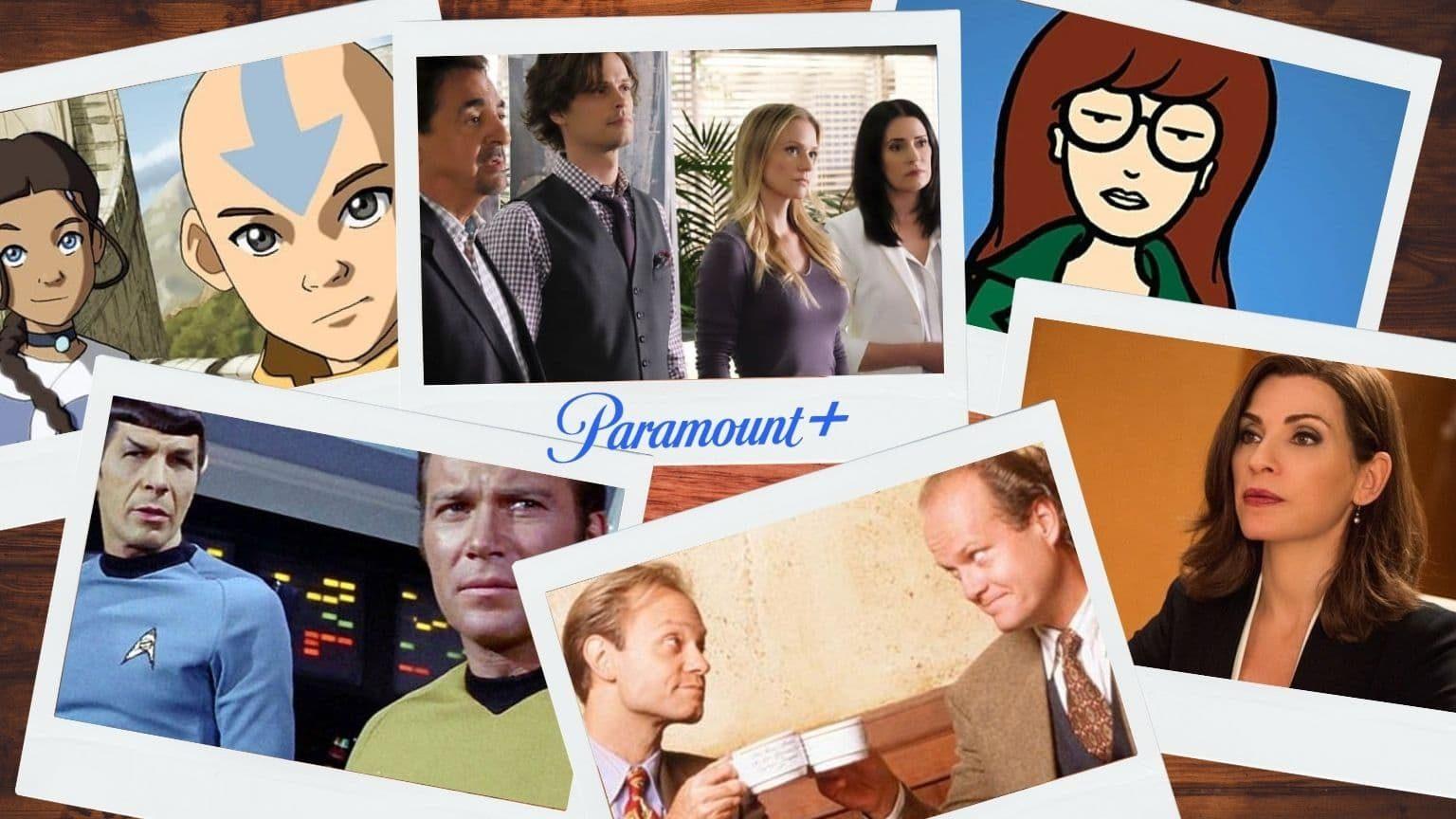 Best Paramount+ TV Shows