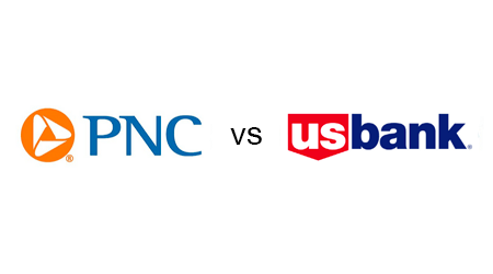 PNC vs. U.S. Bank mortgages