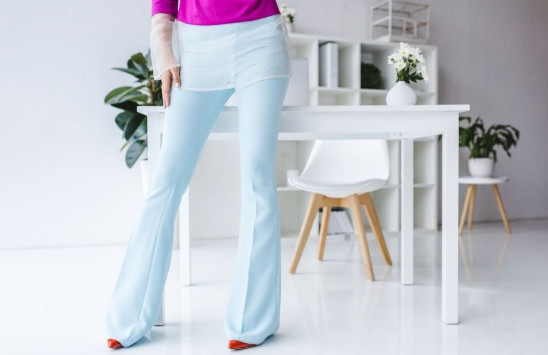 Top 10+ flare pants styles