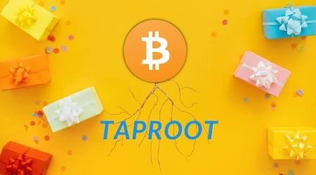 What is Bitcoin's Taproot upgrade and what does it mean for the network?