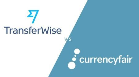 TransferWise vs CurrencyFair