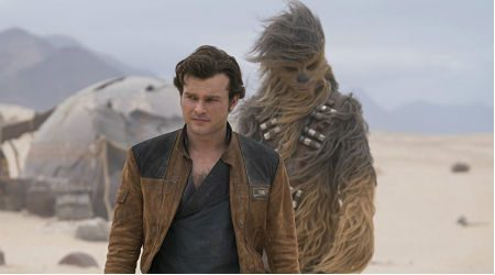 Where to watch Solo: A Star Wars Story online in Ireland