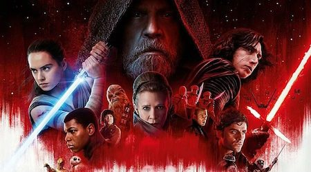 Where to watch Star Wars: The Last Jedi online in Ireland