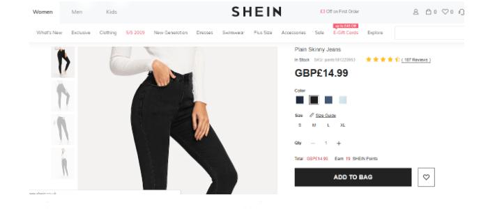 shein coupon codes 2020