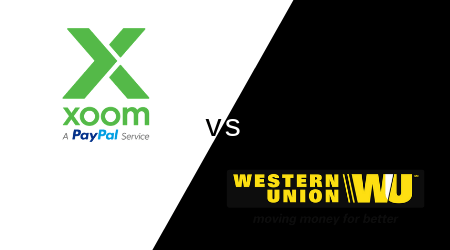 Xoom vs Western Union