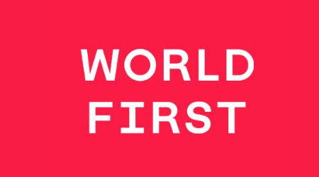 WorldFirst World Account for online sellers