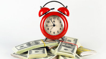 How long does an international bank transfer take?