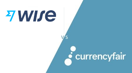 Wise (TransferWise) vs CurrencyFair