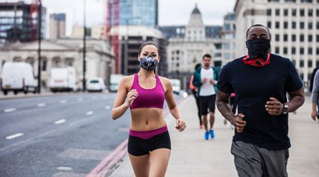 Where to buy breathable face masks online in Ireland