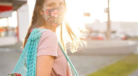 Where to buy sustainable face masks online in Ireland
