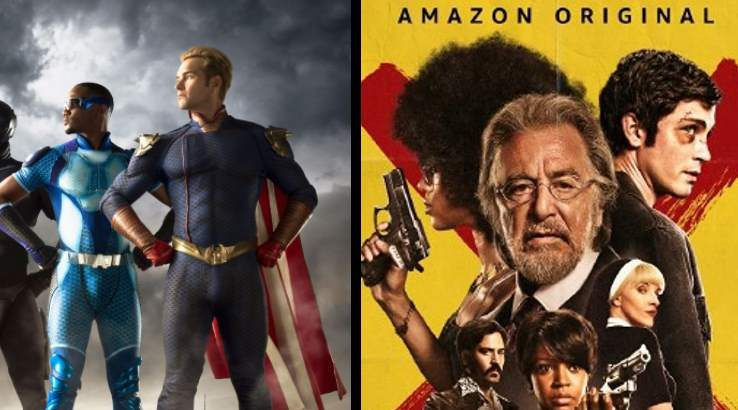 The best TV shows to stream on Amazon Prime Video Ireland October 2020