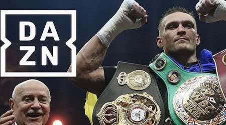 DAZN Ireland: Everything you need to know