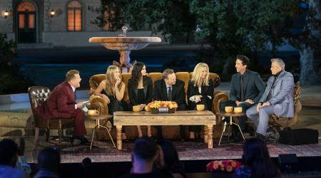 Friends Reunion: release time and how to watch live in Ireland