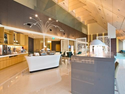 Get Free Airport Lounge Access With Your Credit Card
