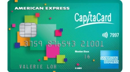 American Express CapitaCard Review