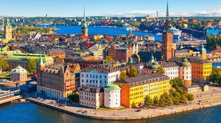 Send money to Sweden