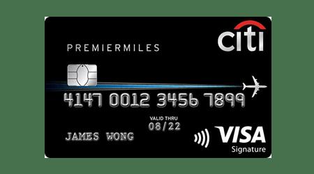 Citi PremierMiles Card Review