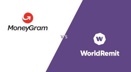 MoneyGram vs WorldRemit