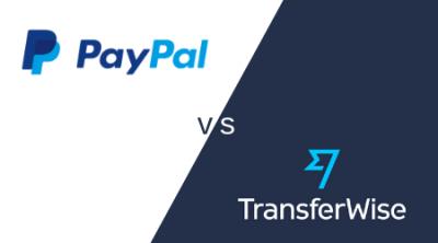 TransferWise vs PayPal