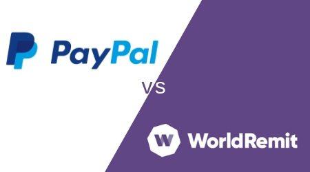 WorldRemit vs PayPal