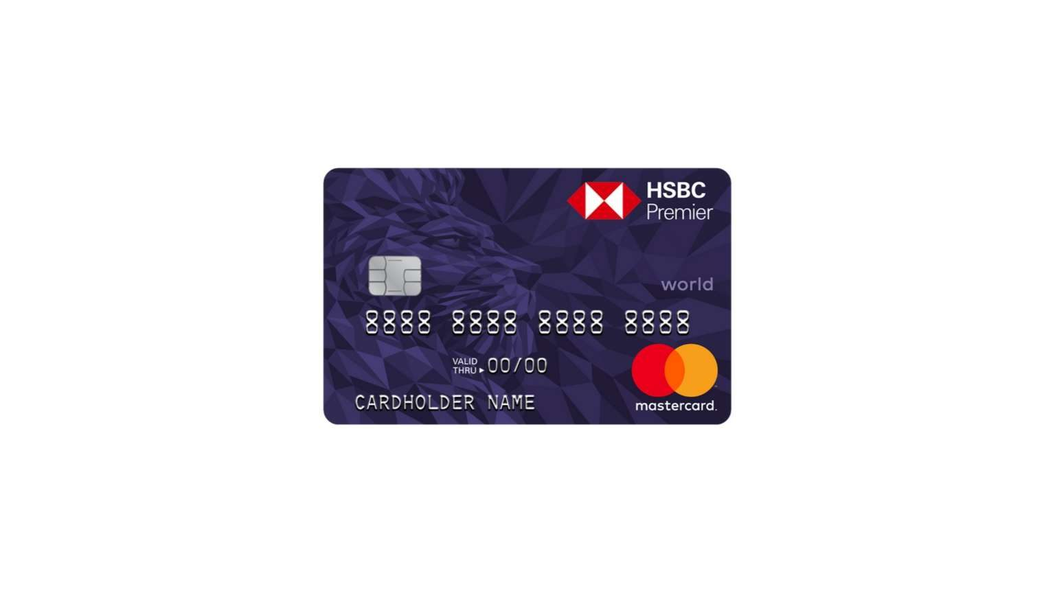 HSBC Premier Mastercard Credit Card