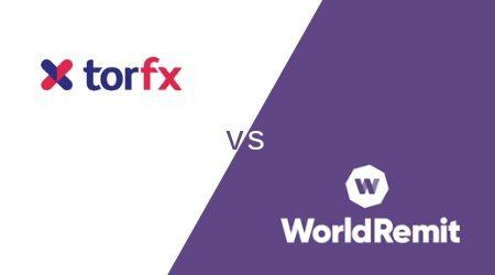 TorFX vs WorldRemit