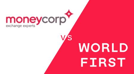 WorldFirst vs Moneycorp